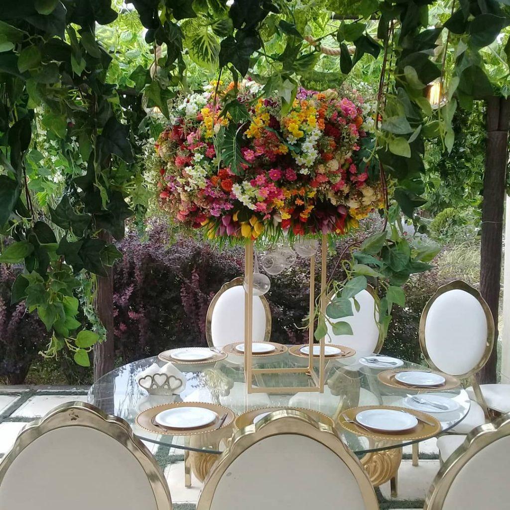 مناسب ترین تشریفات عروسی تهران