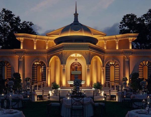 بهترین و بزرگترین باغ های عروسی