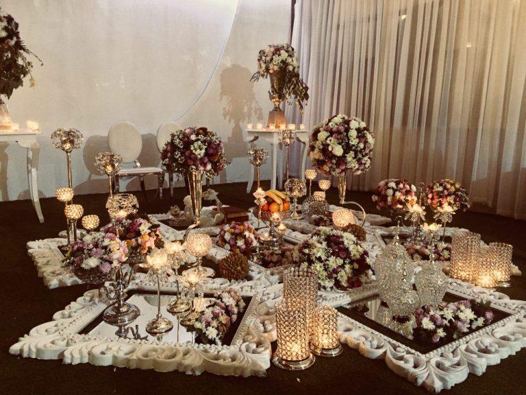 سفره عقد تشریفات عروسی تهران