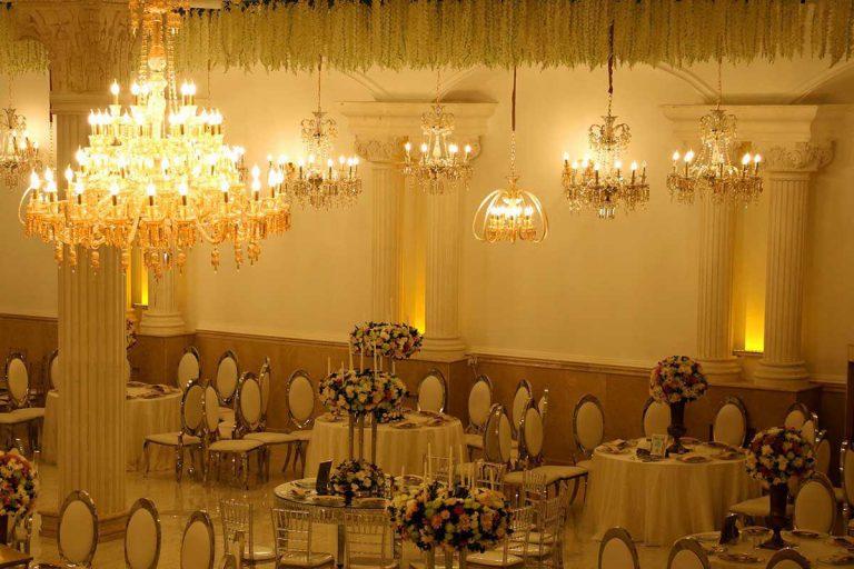 بهترین تشریفات عروسی و خدمات مجالس غرب تهران