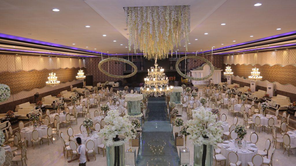 باغ تالار تشریفات عروسی خدمات مجالس